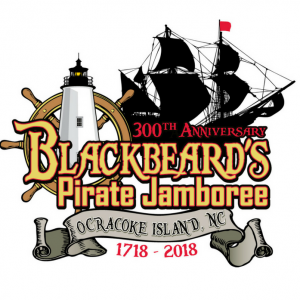 Blackbeards Pirate Jamboree 2017 on Ocracoke Island 2018