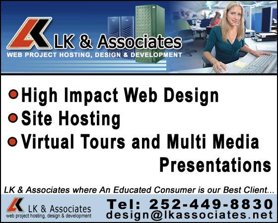 LK and Associates Outer Banks Web Developer