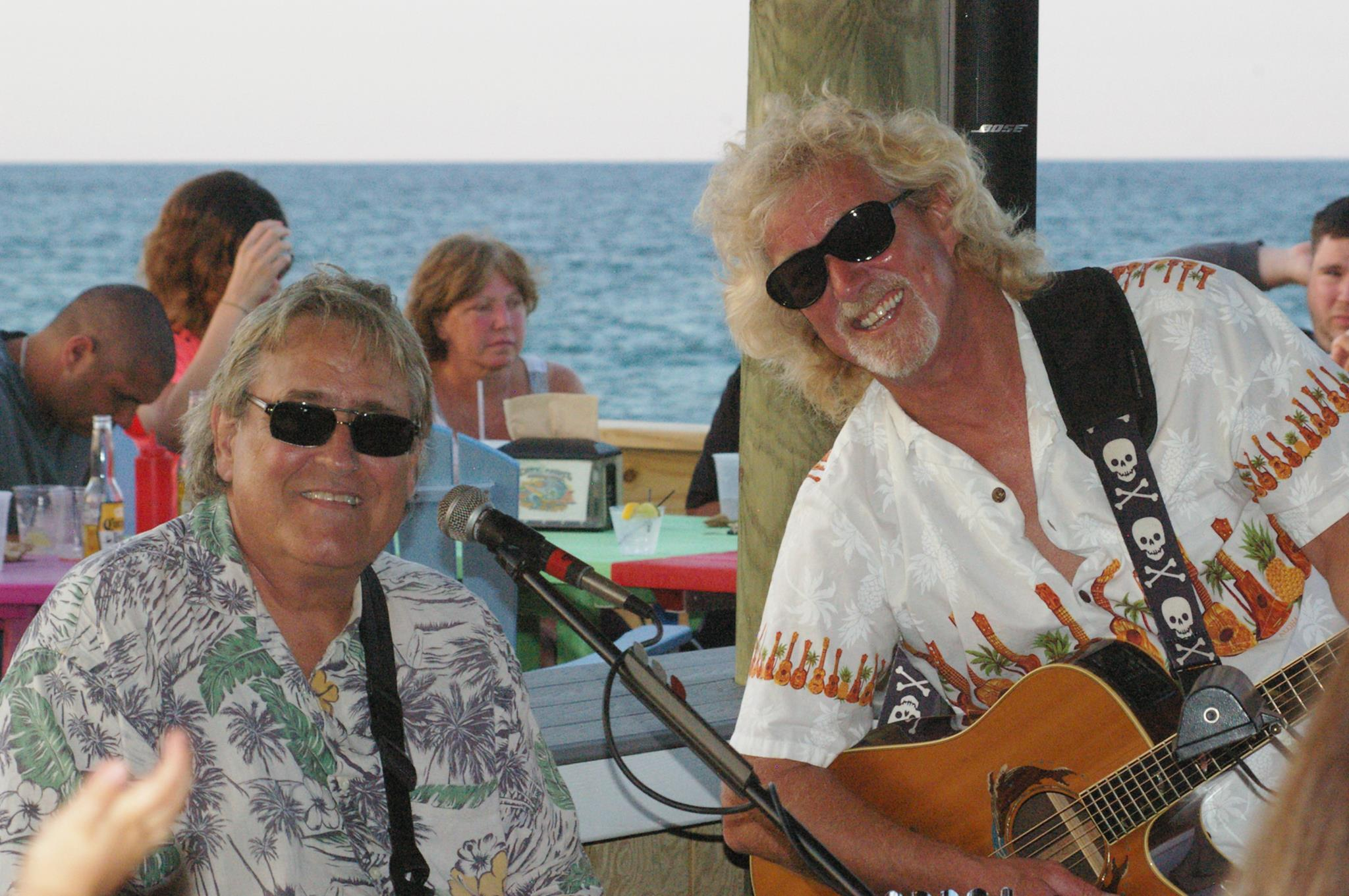 GREG SHELTON BAND LIVE MUSIC OUTER BANKS