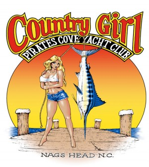 Country Girl Charters 2017, Outer Banks Fishing Charters