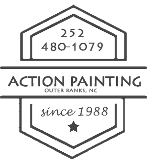 Action Painting OBX