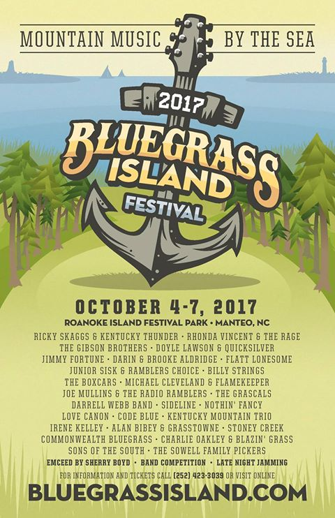Outer Banks Bluegrass Festival 2017