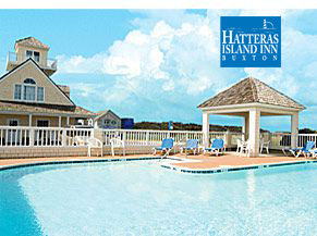 Hatteras Island Inn outdoor pool