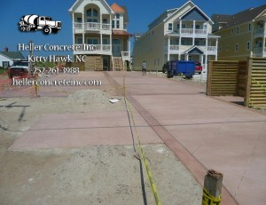 Heller Concrete Design Contractor Kitty Hawk NC