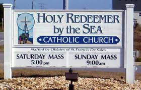 Holy Redeemer catholic Parish by the Sea Kitty Hawk NC
