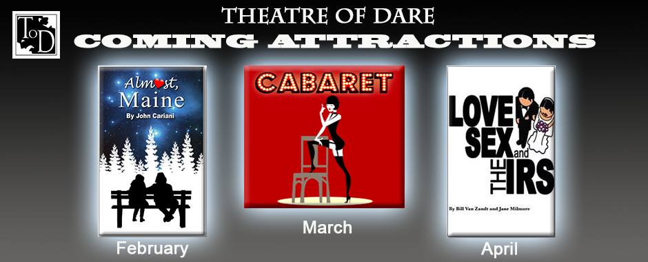 OBX Theatre Shows 2018