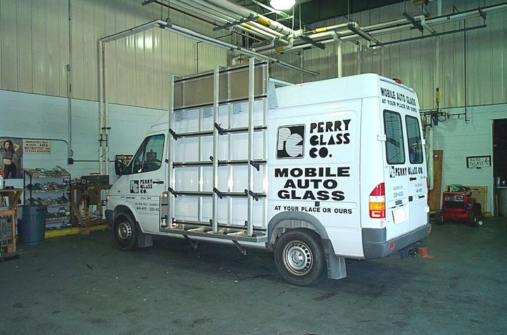 Perry Auto Glass Company Elizabeth City