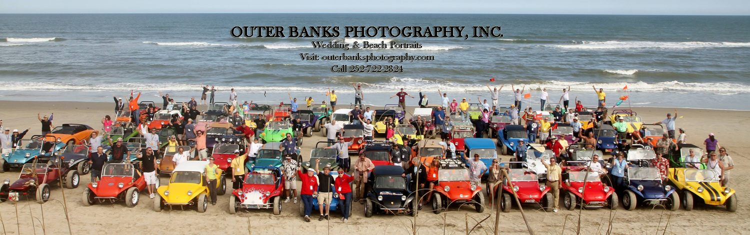Outer Banks Dune Buggy Portraits