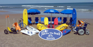 Outer Banks Bike Rentals at Just For The Beach