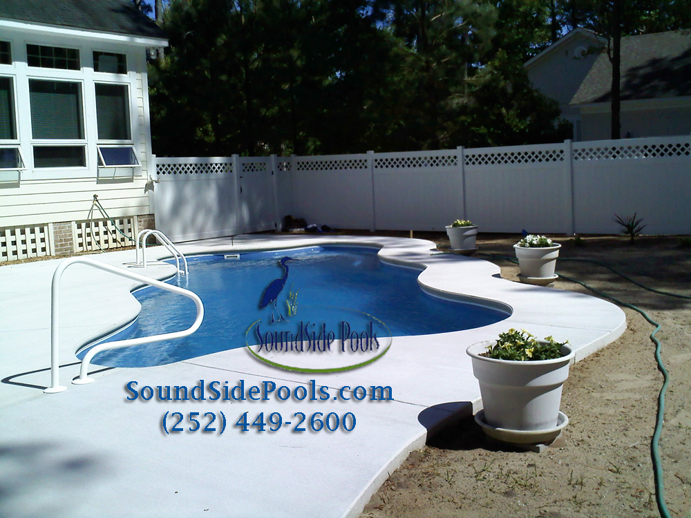 SoundSide Pools on the Outer Banks
