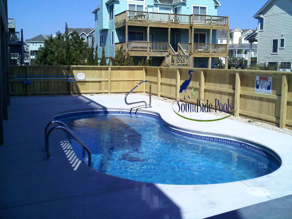 SoundSide Pools – swimming pool builder
