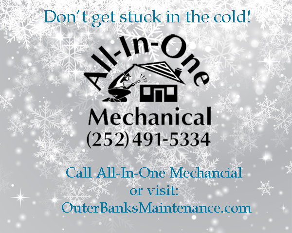 All-In-One-Mechanical Outer Banks Maintenance and Installation