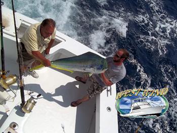 Deep Sea Fishing on the West Wind