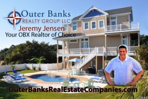 Outer Banks Realtor Jeremy Jensen