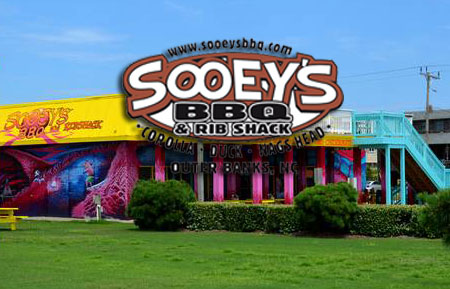 Roanoke Furniture Stores Sooey's BBQ & Rib Shack – Duck | Outer Banks Yellow Pages Business ...