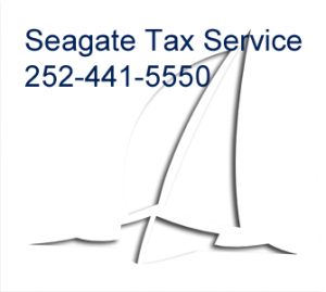 Seagate Tax Service We work to keep the wind in your sails. Located in Kill Devil Hills 6.5 on the by-pass, in the Sothel Light Building.