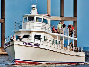 Crystal Dawn Headboat Soundside Fishing Manteo