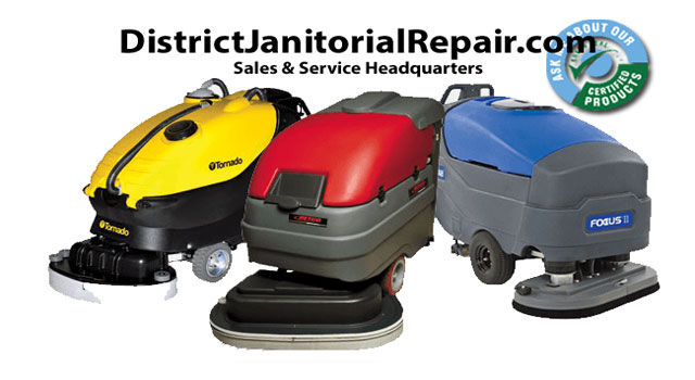 Jantiorial Repairs and Sales - SERVICE & SALES JANITORIAL EQUIPMENT,PADS CHEMCIAL, USED EQUIPMENT