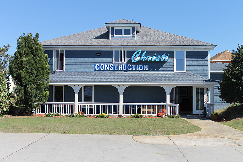Christi Construction Outer Banks Home Builder