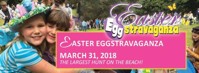Easter Eggstravaganza at the Elizabethan Gardens Manteo NC
