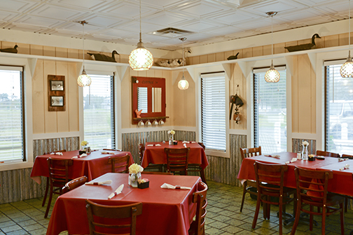 Simply Southern Kitchen in Harbinger Family Dining