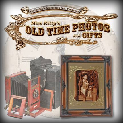 Miss Kitty's Old Time Photos and Gifts, Corolla NC Northern Outer Banks