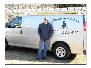 Craig Whitley Chimney Sweep Service Outer Banks Yellow