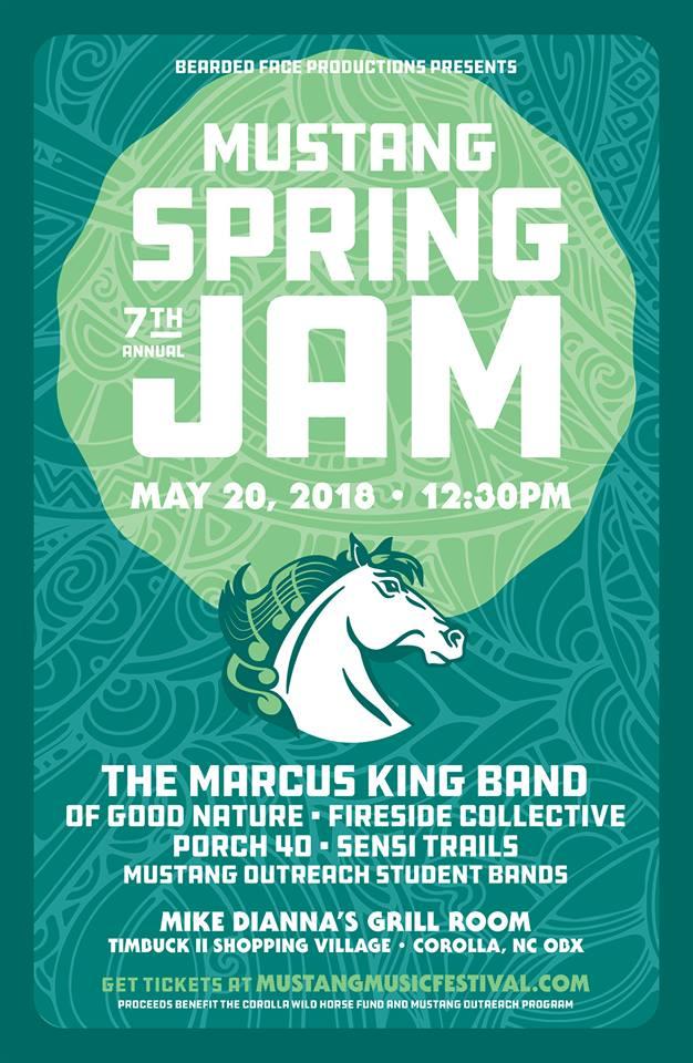 Corolla Spring Jam Corolla May 2018