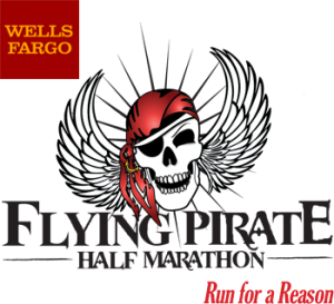 Flying Pirate Half Marathon & First Flight 5K April 16 & 17 , 2016 Register HERE! There are still spots available in the Half Marathon and the Double Dare Challenge and the Fun Run! Meet at First Flight High School 1 Veterans Dr KDH, NC