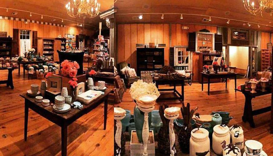 Christmas Shop Big Room