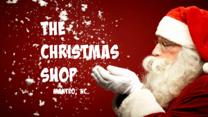 OBX Christmas Shop in Manteo