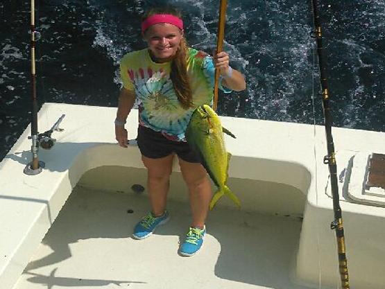 OBX Yellowfin Tuna Fishing
