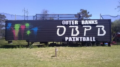 Outer Banks Paintball Range