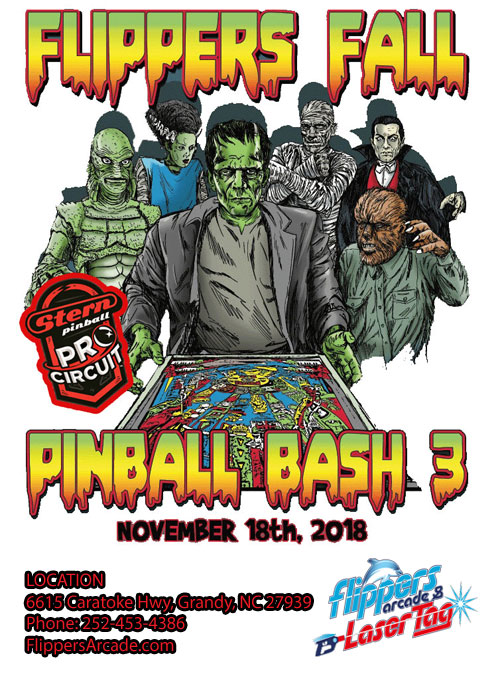 2018 Flippers Pinball Bash 3