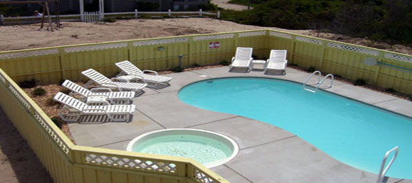 OBX Pool Installation, Caribbean Pools and Spas