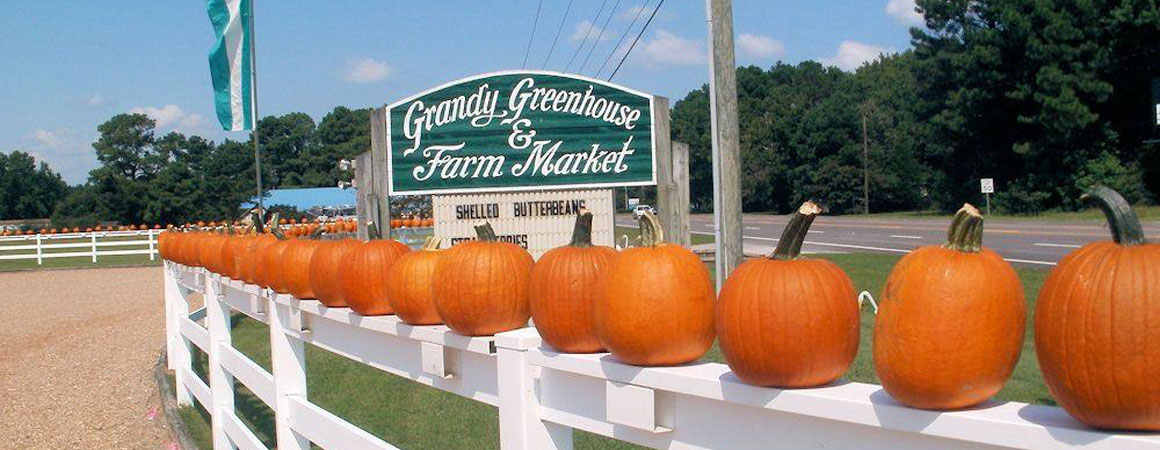 Grandy Greenhouse & Farm Market