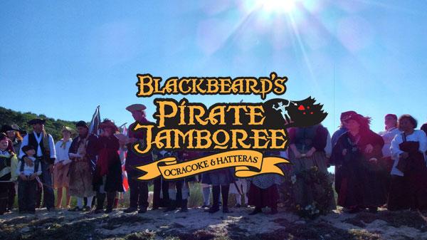 Blackbeards Pirate Jamboree 2016