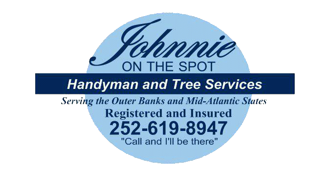HANDYMAN JOHNNIE ON THE SPOT