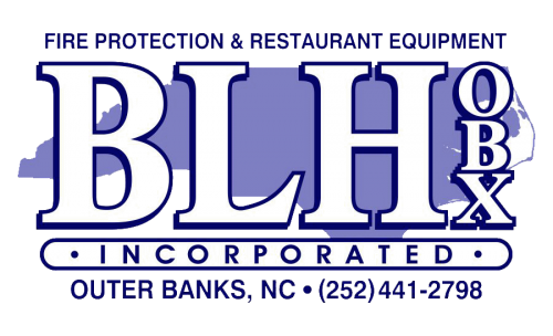 BLH OBX Restaurant Equipment Supplier and Fire Protection