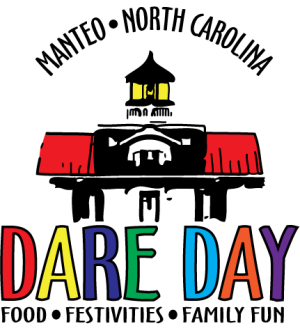Dare Day Manteo North Carolina June 2017