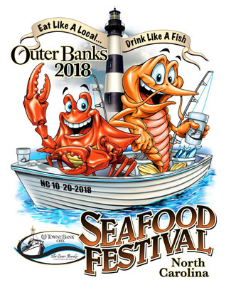 2018 seafood festival obx