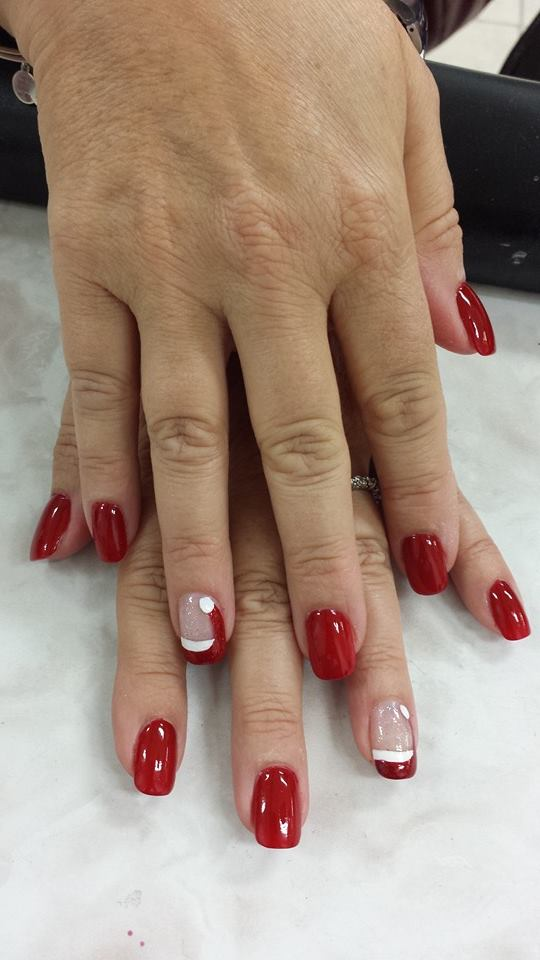 Santa Hats Nail Art Outer Banks Yellow Pages Business Listings