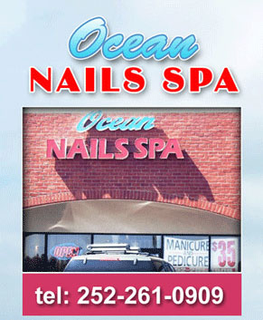 Ocean Nails Spa Kitty Hawk