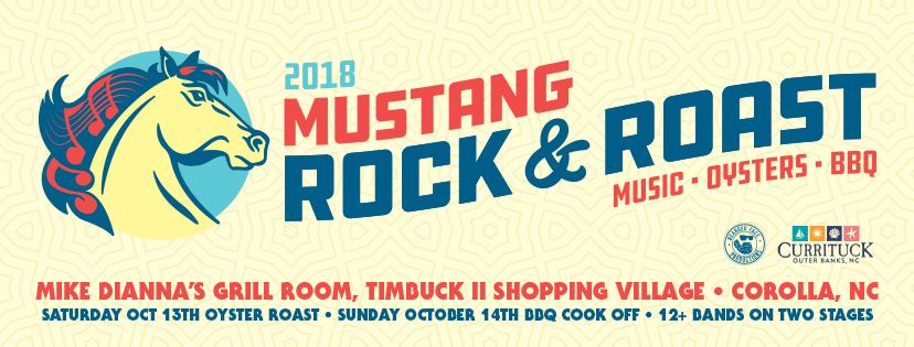 Corolla Mustang Music Festival Rock and Roast October 2018