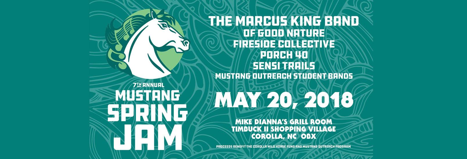 Corolla Mustang Spring Jam May 2018