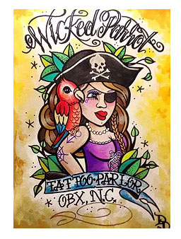 OBX Tattoo Parlor