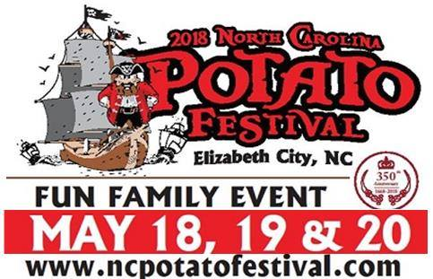 NC Potato Festival 2018