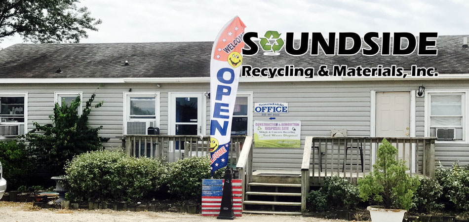 Soundside Recycling and Materials
