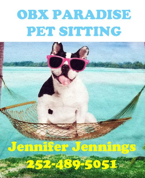 OBX Paradise Pet Sitting