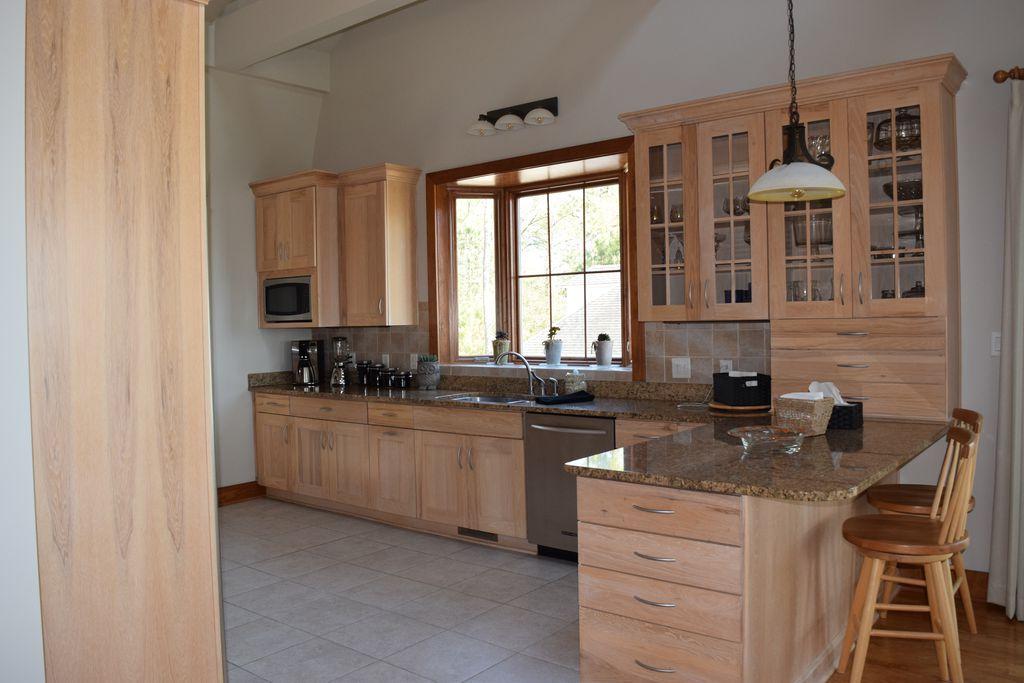 Kitchen Area, Donald Riddick Builders